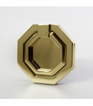 Machina Faceted Ring Pulls | Brasses