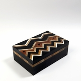 Makena Patterned Box | Large