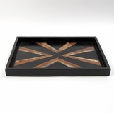 Makena Patterned Tray