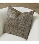 Marcia Beaded Pillow | Gold