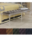 Marilyn Lucite Benches | Double
