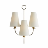 Markle Triple Sconce