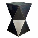Mastaba Steel Side Table