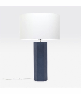 "Mathison ""Shagreen"" Table Lamps 
