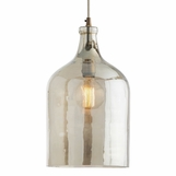 Maureen Glass Pendant | Cloche