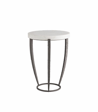 Maxima Marble Side Table