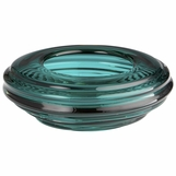 Melissa Teal Glass Bowl