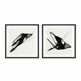 Melotti Abstract Prints | Set of 2