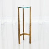 Menlo Drink Table | Gold