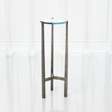 Menlo Drink Table | Iron