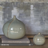 Mezmira Ceramic Vases | Short
