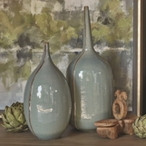 Mezmira Ceramic Vases | Tall