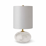 Mia Alabaster Accent Lamp