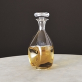 Midge Glass Decanter