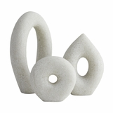 Milsap Stone Sculptures Set