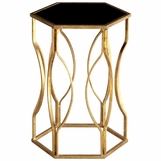 Modena Iron Side Table