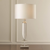 Momo Crystal Urn Table Lamp