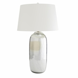 Montague Mercury Glass Lamp