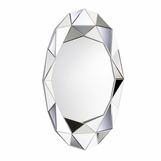 Monticello Faceted Mirror