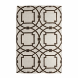 Moresque Wool Rugs | Brown