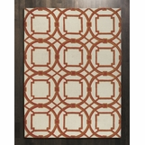 Moresque Wool Rugs | Coral