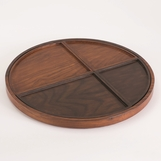 Moses Wooden Nesting Trays Set