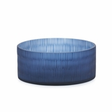 Naya Glass Bowl | Dark Blue