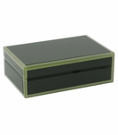 Nemo Small Glass Box | Green