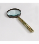 Neville Bone Magnifying Glass | Moss