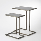 Nicki Side Tables | Bronze