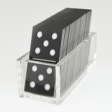 Nolan Dominoes Game | Lucite