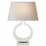 O Lamp | Polished Nickel