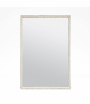 """Oliver """"Shagreen"""" Mirrors   Taupe"""