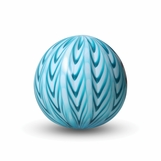 Omni Glass Paperweight | Turquoise