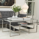 Upton Coffee Table | Steel