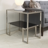 Upton Side Table | Steel
