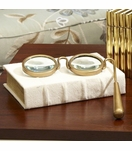 Operetta Magnifying Glasses | Brass