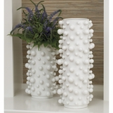 Orbina Ceramic Vases | White