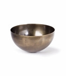 Oren Bowl | Antique Brass