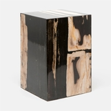 Orla Petrified Wood Stool