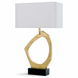 Ozman Gold Table Lamp