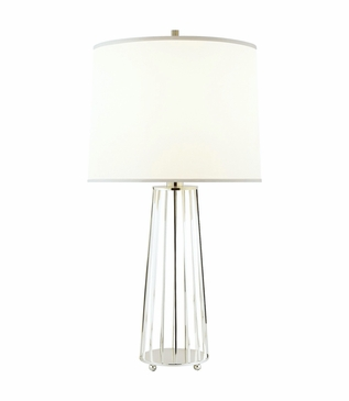 Paramount Table Lamp | Silver