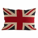Patriotic Linen Pillow | Britain