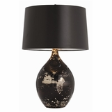 Persia Black Mercury Lamp