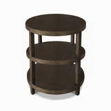Petra Side Table, Round