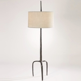 Pickler Floor Lamp | Bronze