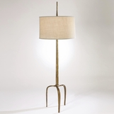 Pickler Floor Lamp | Gold