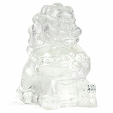 Pinyin Glass Lion | Glow
