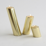 Pisa Brass Votives Set