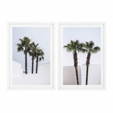 Playa Palm Prints | Set of 2